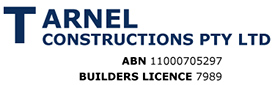 Tarnel Constructions Builders of Carports Awnings Enclosures